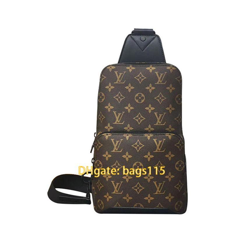 Pacchetto di Fanny Uomini Zippy Designer Borsello dal design di lusso Fannypack Mezzo Borse Uomo Croce Body Bag Luxury Designer Handbags Purses 74 85 96