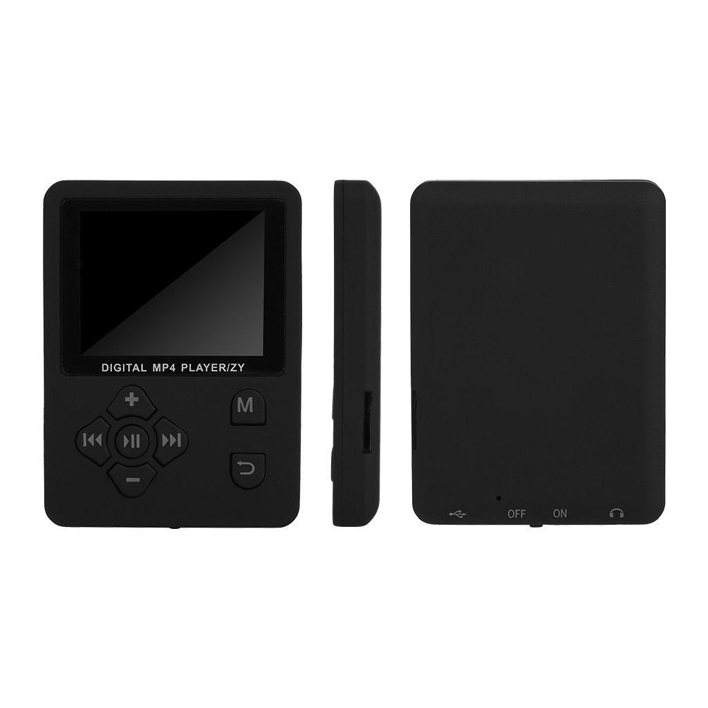 # 10 MP3 المحمولة مشغل موسيقى 1.8INCH شاشة ملونة FM راديو ومسجلات الفيديو الفيلم بلا خسائر الحد من الضوضاء جودة الصوت