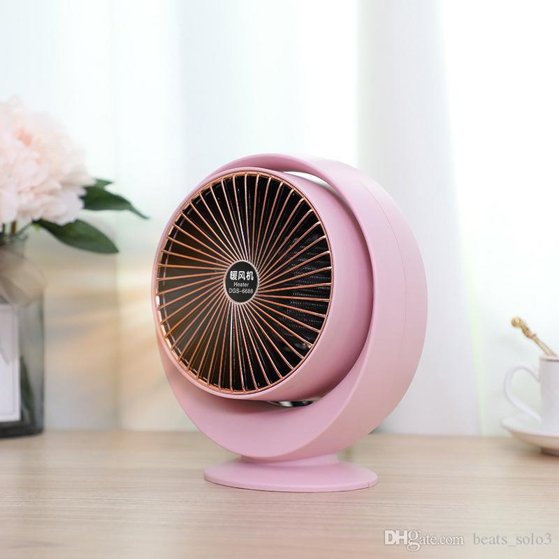Mini 18,5 * 10 * 20cm calentador de la casa pequeña mesa sol calentador de aire caliente la parte superior del calentador del fabricante calentamiento rápido recién llegados