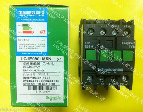 Nouveau dans la boîte Schneider LC1E0901M5N LC1E0901M5N Livraison gratuite R1