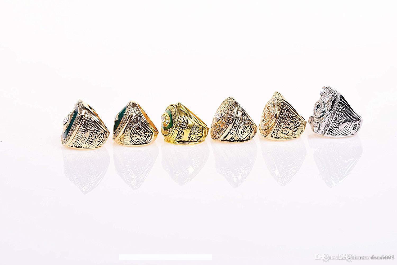 1965 1966 1967 1996 2010 6 anni insieme collezione personale 1961 l'anello di campionato con vetrina da collezionista