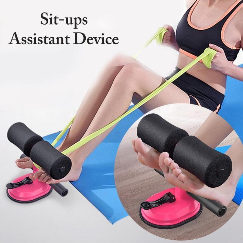 Abdominais Dispositivo Assistente ajustável Perca Peso do equipamento Home Fitness Equipment Exercício Body Fitness For Men Mulheres