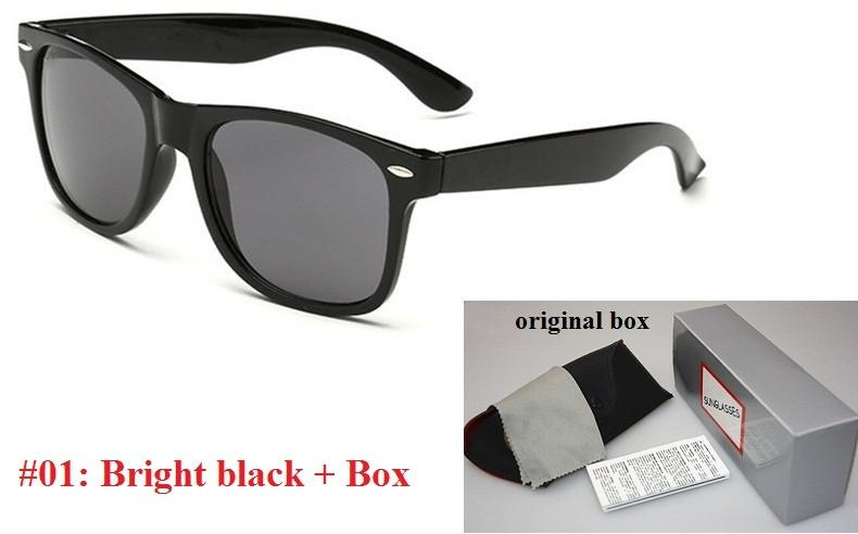 Klassische Designer Außen Strahlung Beweis Sonnenbrille 2140 Marke Sonnenbrille Pilot Männer Sonnenbrille-Frauen-Sonnenbrille mit ursprünglichem Kasten