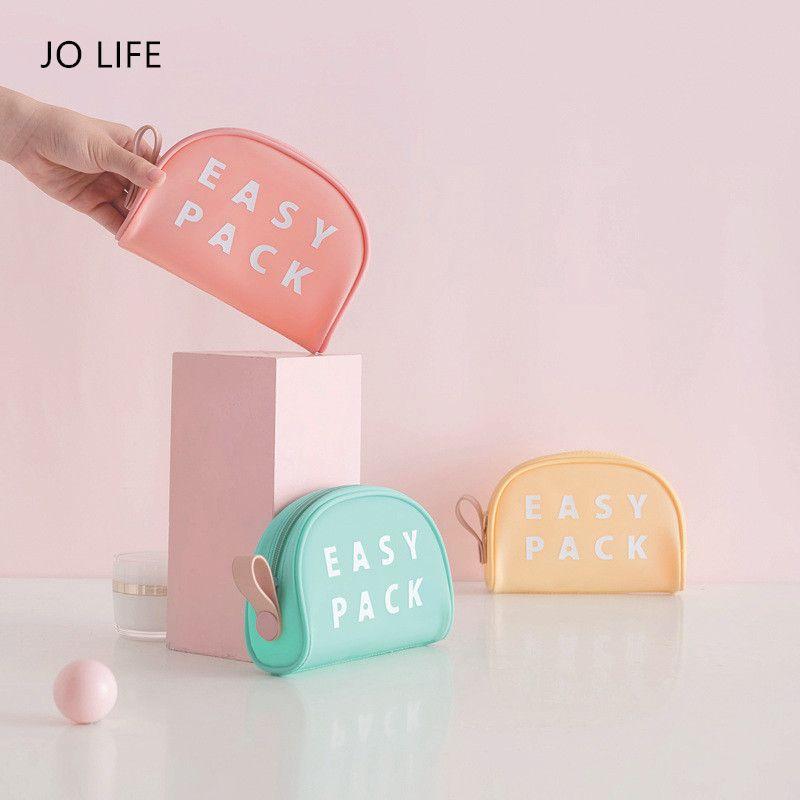 JO LEBENS Portable Storage Bag Gadgets Cables Wires Organisators wasserdichte Multifunktionsreisekultur Make-up-Handtasche