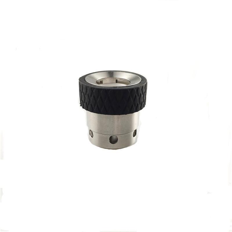 Greenlightvapes G9 SOC atomizzatore riscaldamento Accessori Capo del silicone del rimontaggio Ciotola in ceramica per G9 Wax concentrati Oil Rig Dab vaporizzatore Kit