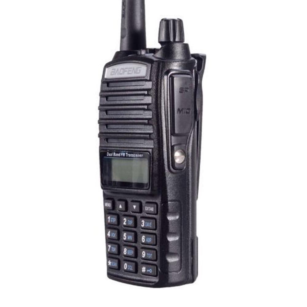 50 pcs Atualização Baofeng UV-82 8W Walkie Talkie 10 km Baofeng 8w Rádio Dual PTT UV-XR UV-9R GT-3TP Ham Radio 10 Km UV-5R 8W