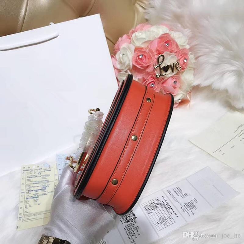 Сумки сумка Сумка для плеча дизайнерский стиль Урожай сумки круга Звезды седло лоскут Crossbody Bracte Bag Sacuv