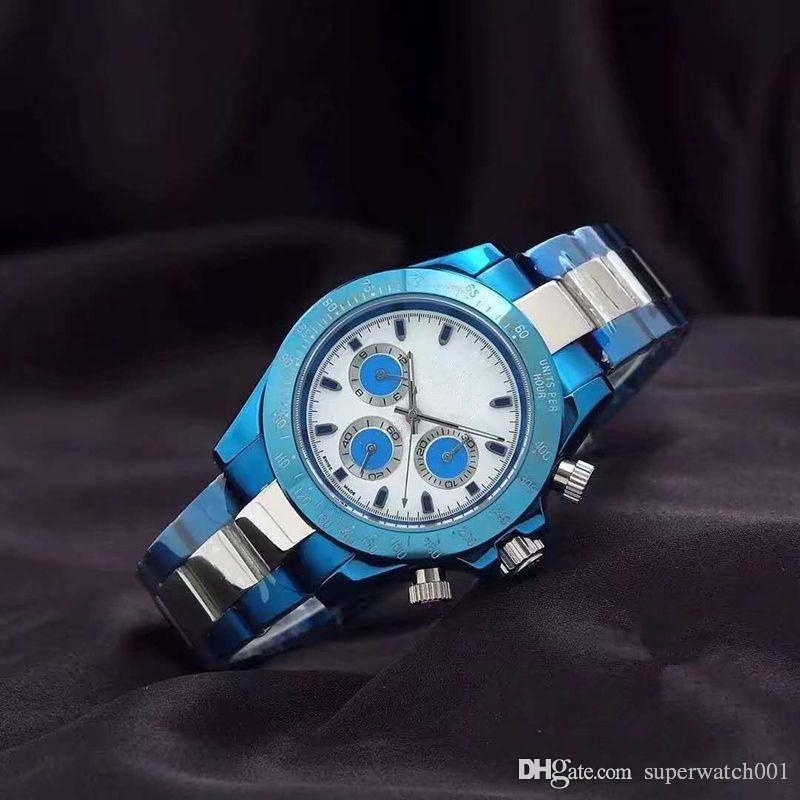 ÜST 2813 yeni moda stil marka erkek Mekanik Paslanmaz Çelik Otomatik Hareketi erkek Saatler Spor Öz-rüzgar Saatler Wristw