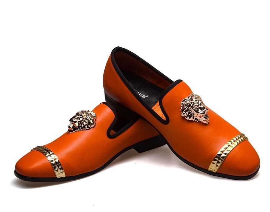 2019 design élégant mocassins d'affaires chaussures pour hommes formels des hommes de parti chaussures hommes oxford écobue robe chaussure U44 S01