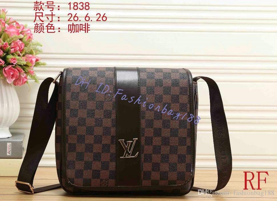 1838 R9Q33 Portemonnaie moneybag Arten Handtasche berühmte Namen Mode-Leder-Frauen-Schulter-Dame Leather Taschen Handtasche Modetaschen Clutch