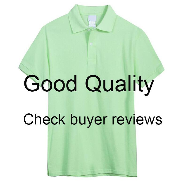 New Summer Polos Fashion Embroidery Mens Polo Shirts High Quality T Shirt Men Women High Street Casual Top Tee High Quality