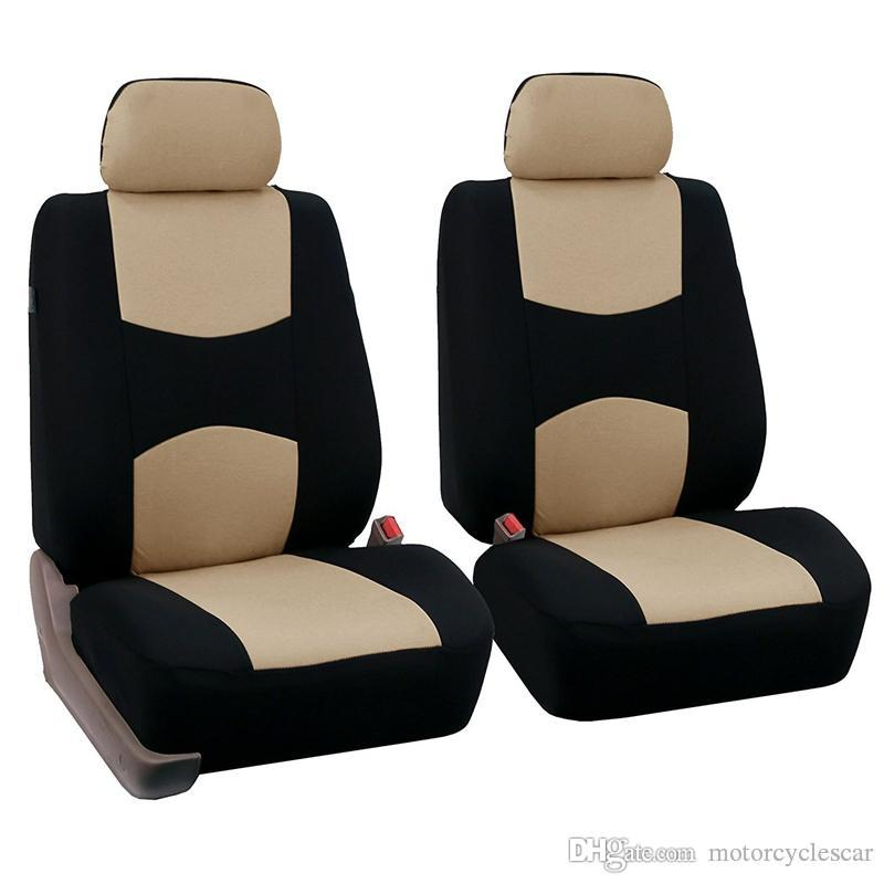 Luxury Dustproof Car Seat Cover Car Front Seat Protection Pad Car Model Universal Four-piece Waterproof And Dustproof Protection Mat