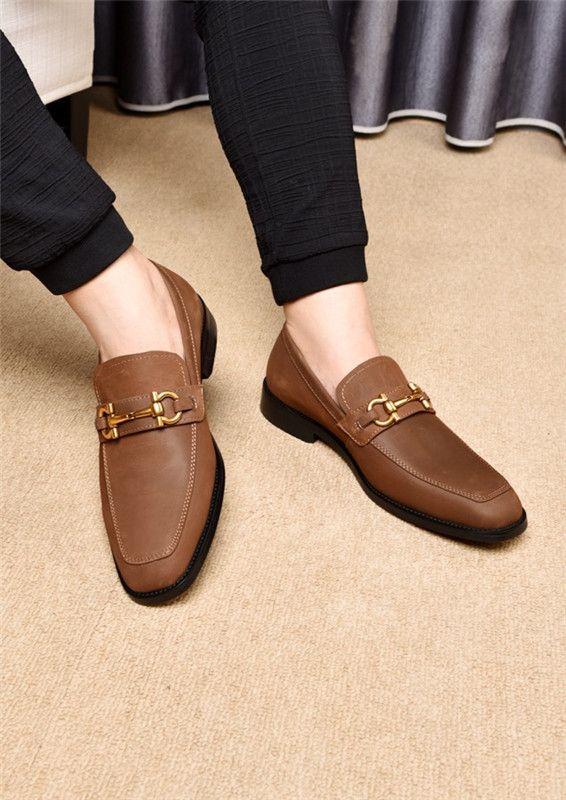 Office Mens Dress Suit Shoes Italian