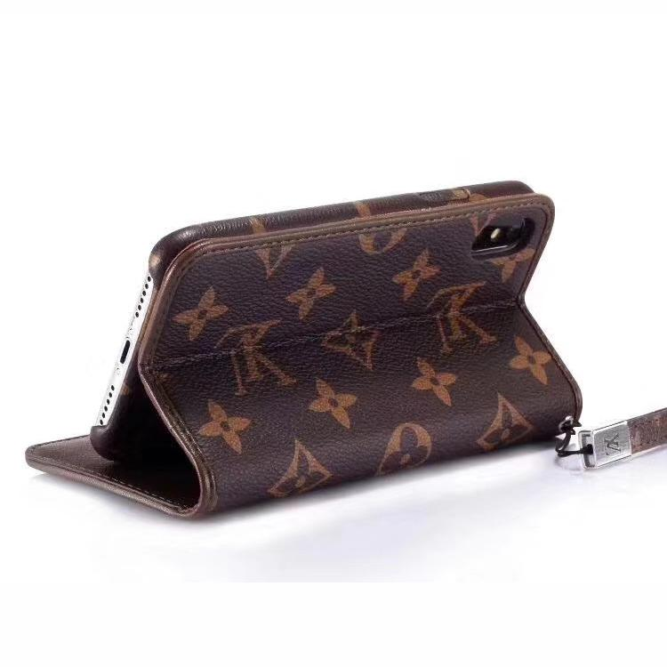 Ретро бумажник телефон дело кожаного чехла дизайнера для Айфона х хз макс 11 11Pro про макс Хг 8 8plus 7 7plus 7P высокого качества крышку со строкой