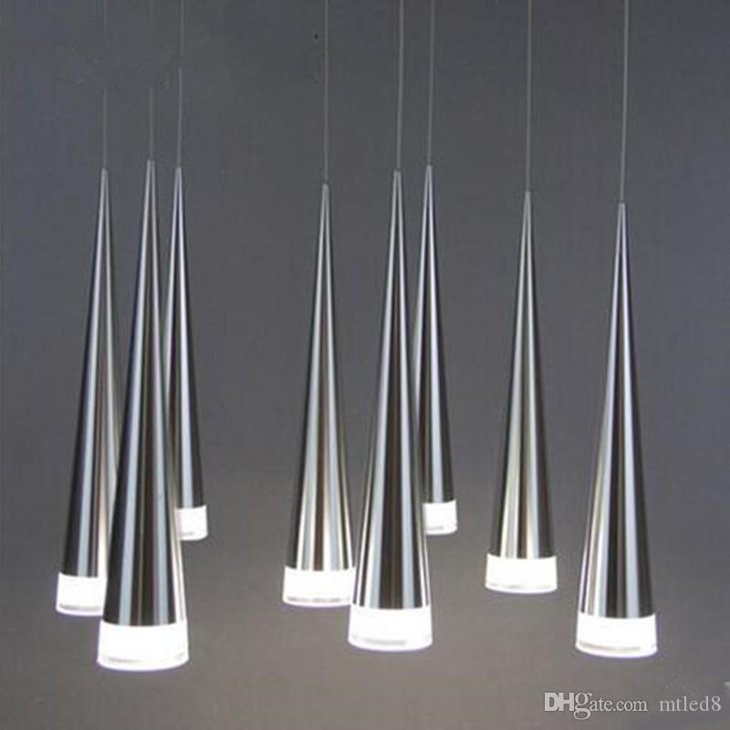 Modern LED Pendant Lamps Iron Metal Light Fixtures Fashion Living Bedroom Decorative Restaurant Dining Kitchen Pendant Lights