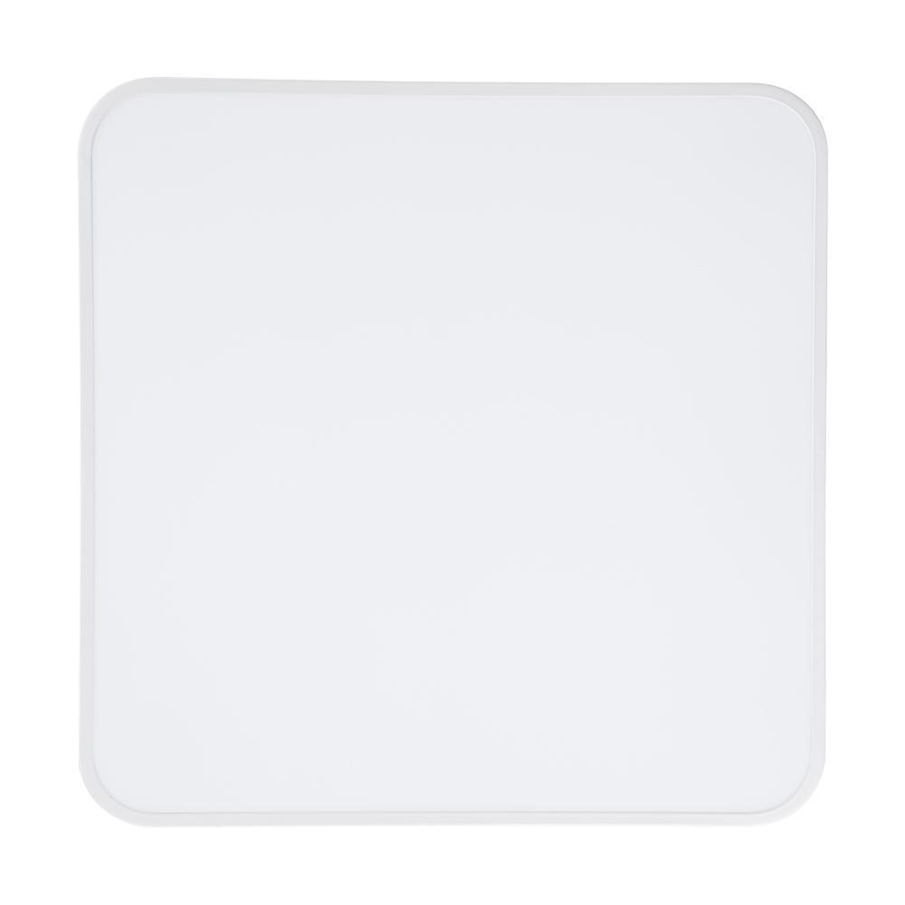 Soffitto Quadrato LED 24W ultra sottile giù luce Bagno Cucina Soggiorno Lampada Giorno / bianco caldo Dimmerabile