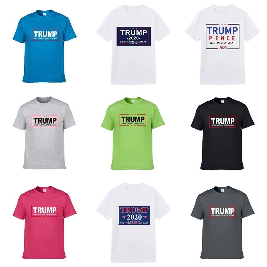 New Trump T Shirts For Men Long Sleeve Cotton T Shirt Hba T Shirt Classics Tee Shirt Mens Designer Clothing #250