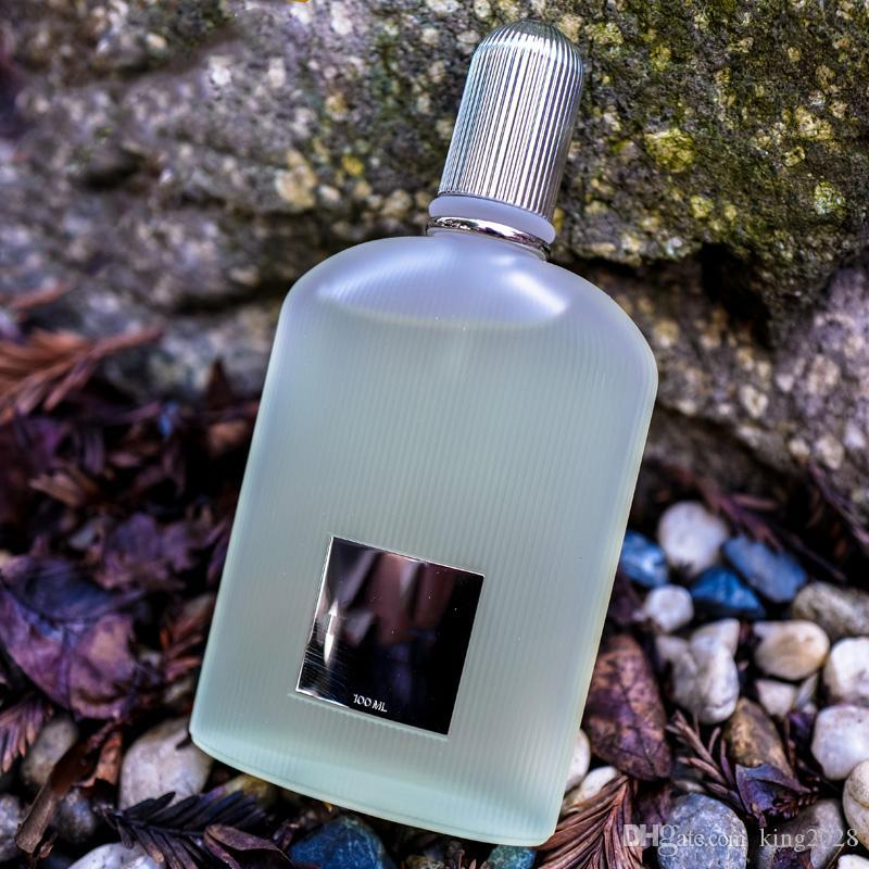 Nötr parfüm Oriental Woody parfüm Gri Vetiver parfüm Üst Sürüm kaliteli 100ml EDP Hızlı teslimat olgun seksi