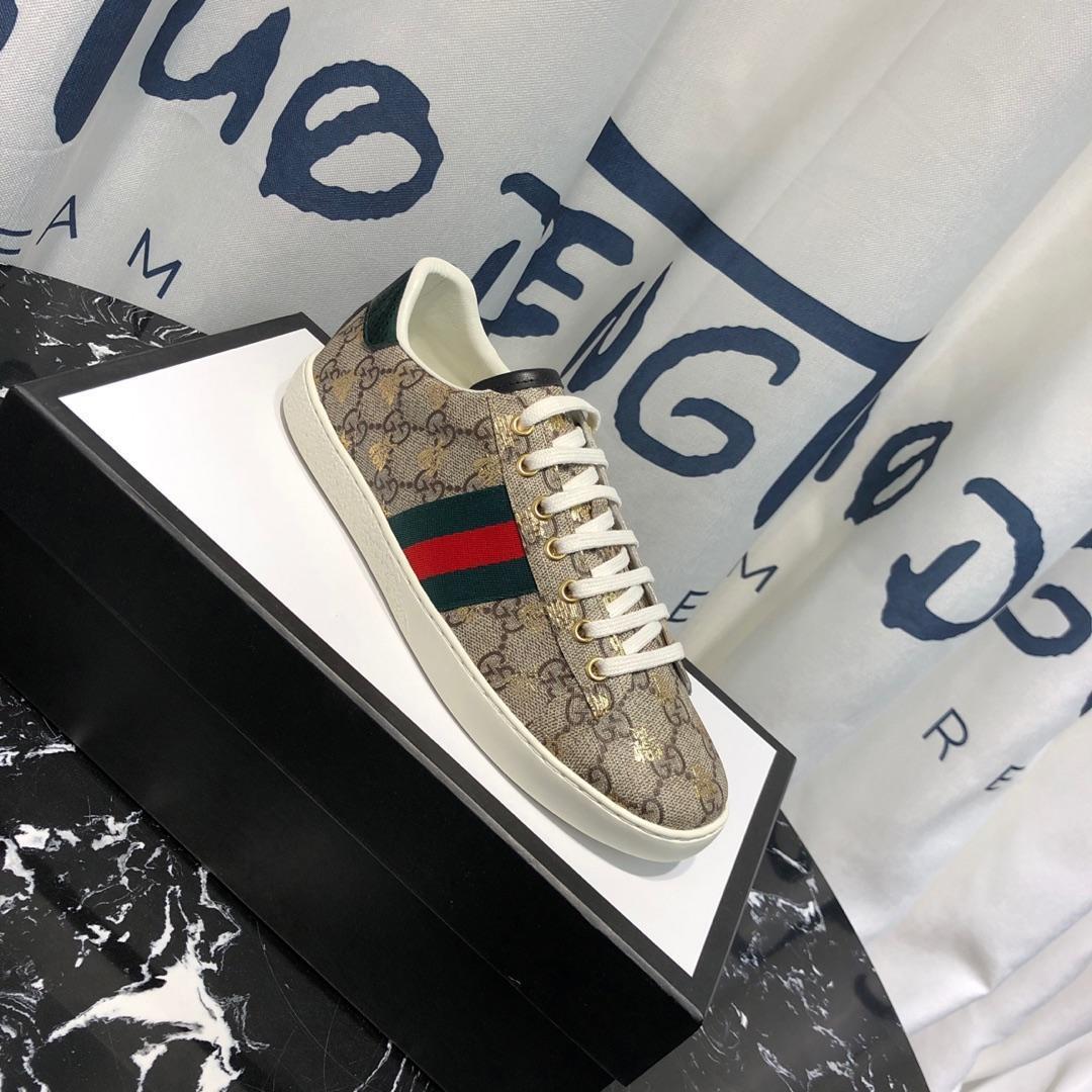 2019k édition limitée plus grands créateurs de luxe des hommes et des femmes chaussures de sport chaussures couple de haute qualité des chaussures de sport sauvage mode taille: 35-46