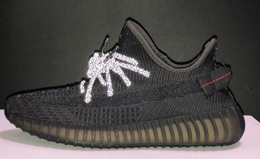 Kanye West zapatillas de deporte corrientes resplandor verde de los zapatos corrientes Antlia Lundmark Synth reflectantes deportivo Para M ssYEzZYSYeZzyv2 350 impulso