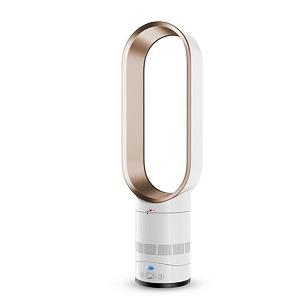 No-Blade Fan Süper Sessiz Bladeless yere dayalı Fan Düşük Gürültü Hava purifing Uzaktan Kumanda Elektrik Home For Soğuk