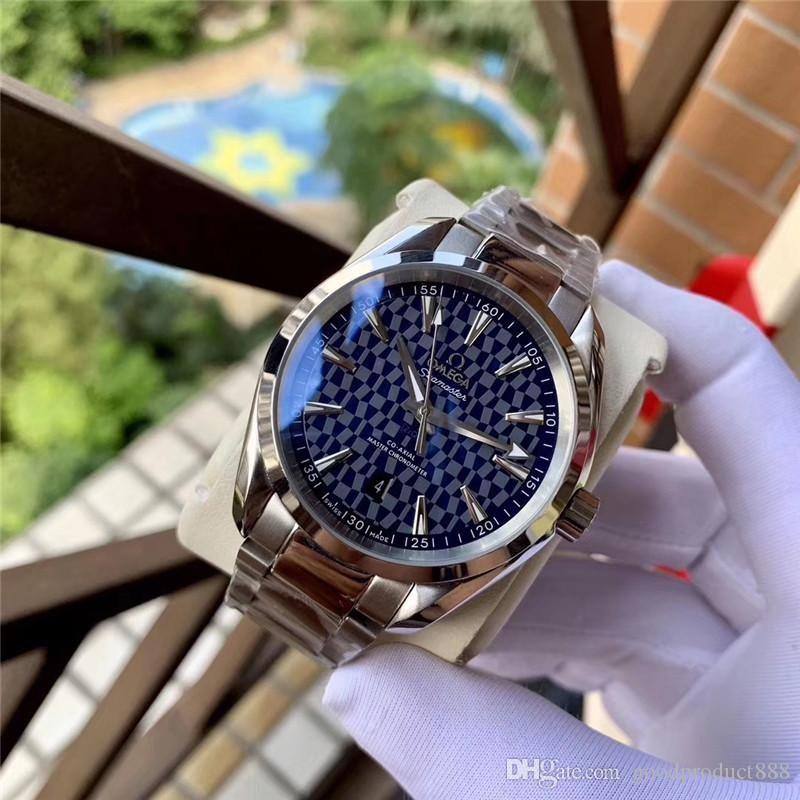 Femininos Hot New alta qualidade apresentam Assista Cheio mecânico automático relógio de aço inoxidável Ceramic Bezel Sapphire espelho
