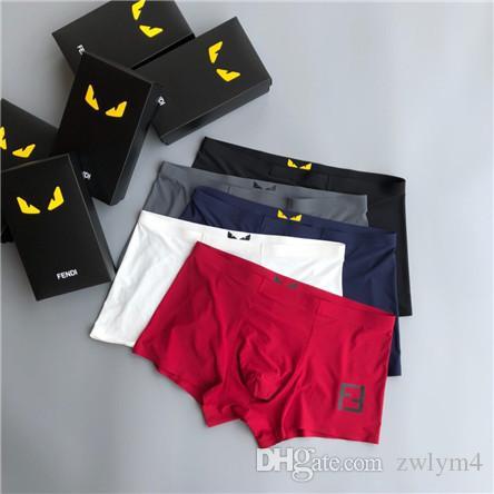 무료 배송 도매 망강 브랜드 남성 속옷 줄무늬 섹시 팬티 부드러운 반투명 얇은 속옷 팬티 cuecas 거즈