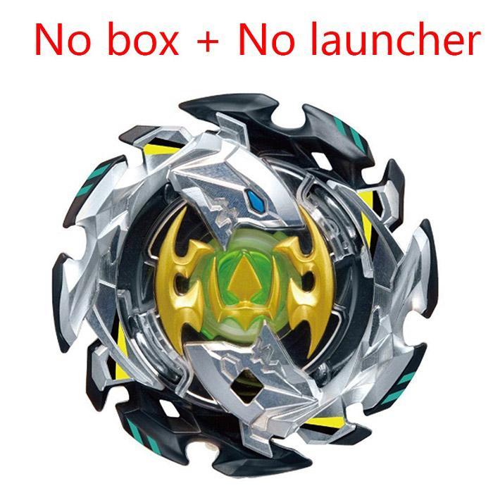 4D Beyblade Burst With Launcher Grip Single Gyro Toys for Chidlren Explosive Super Z Series Detonating Combat Gyroscope