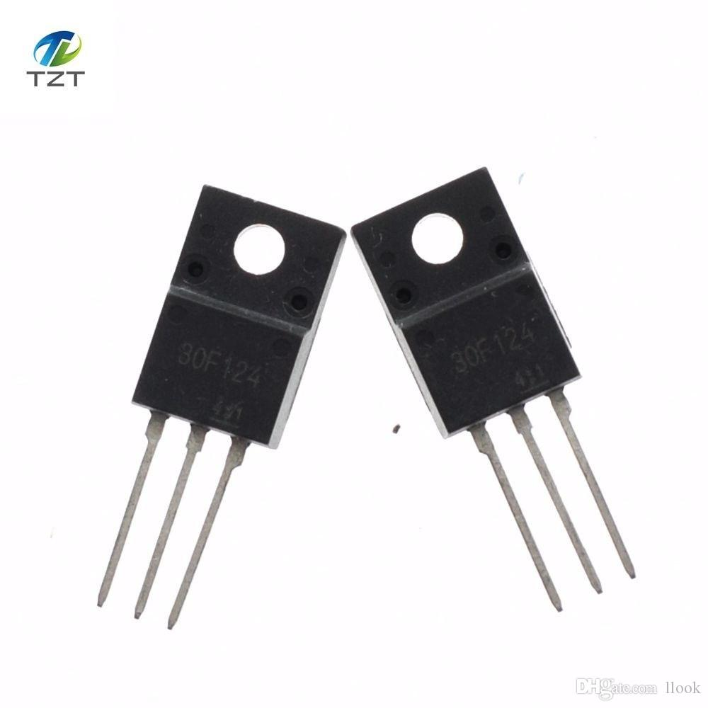 Freeshipping 100PCS GT30F124 TO220 30F124 TO-220