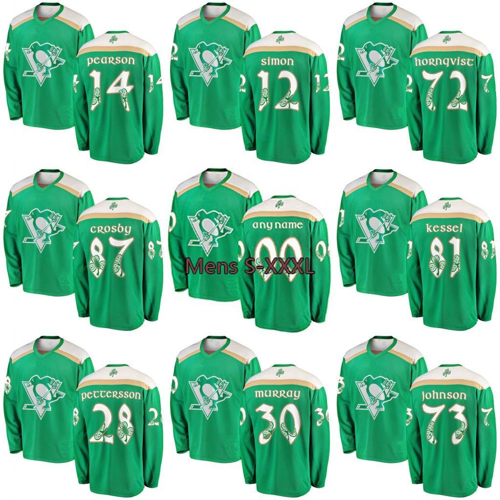 87 Sidney Crosby Zach Aston-Reese Dominik Simon Zach Aston-Reese Zach Trotman Erik Gudbranson Matt Murray Hockey Jerseys