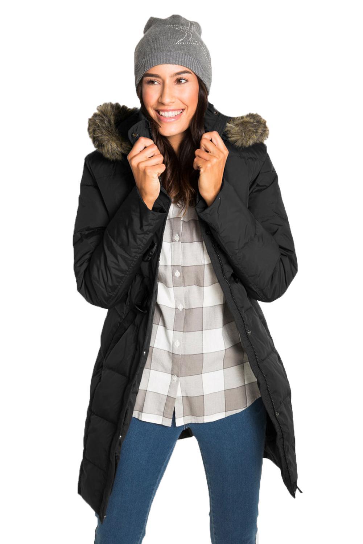Dear Lover 2020 Freeshipping Vêtements pour femmes En Stock Articles en gros noir Bouton bascule matelassée manteau pour les femmes