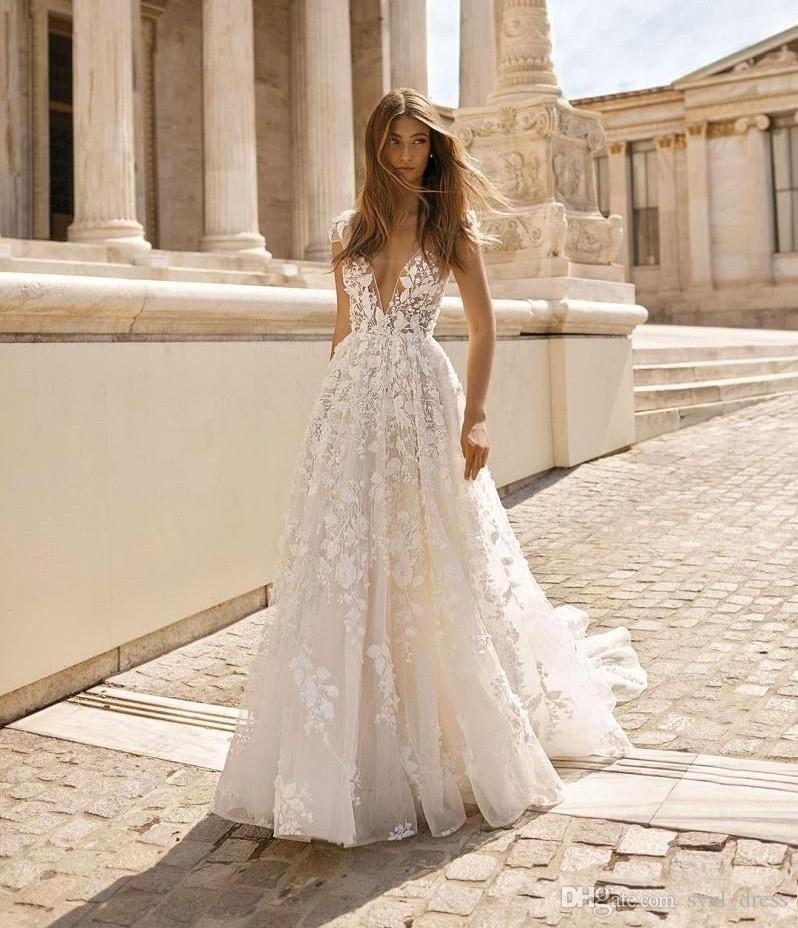 Discount 2020 Plus Size A Line Bohemian Lace Wedding Dresses Bridal Gowns Robes De Mariee Boho Wedding Dress Simple A Line Wedding Dresses Wedding Cheap Dresses From Syxl Dress 135 22 Dhgate Com,Maxi Dress For Wedding Guest Uk