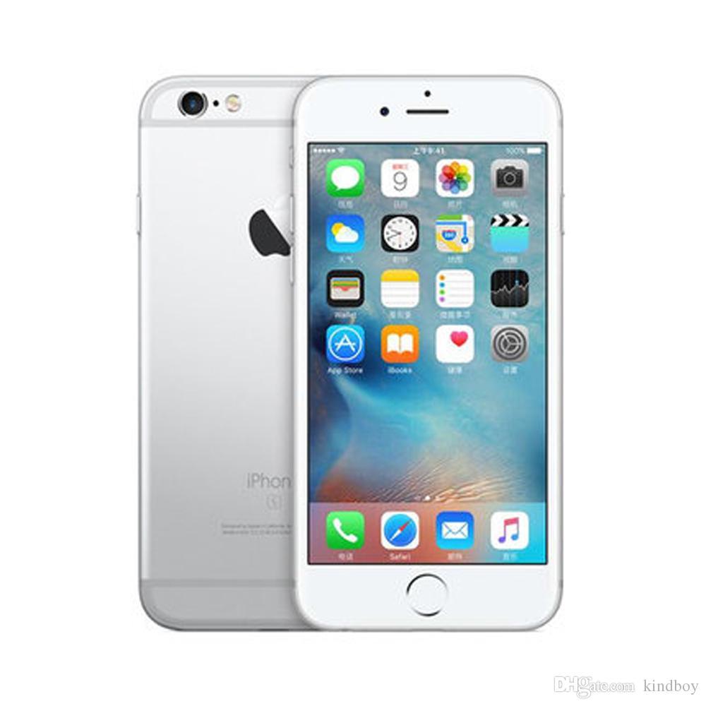 "Unlocked Apple iPhone 6S Smartphone 4.7"" IOS Dual Core A9 64GB ROM 2GB RAM 12.0MP 4G LTE IOS Mobile Phone"