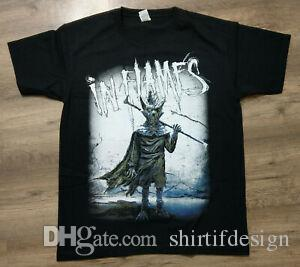 IN FLAMES I The Mask T Shirt Long Sleeve