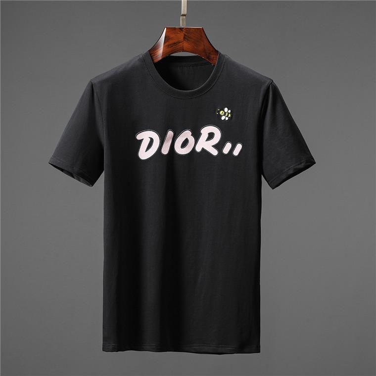 Оптовая продажа, новые мужские футболки бренды спорт хип-хоп дизайн Зимняя мужская футболка с коротким рукавом хлопок хип-хоп дизайнеры мужские женские футболки для