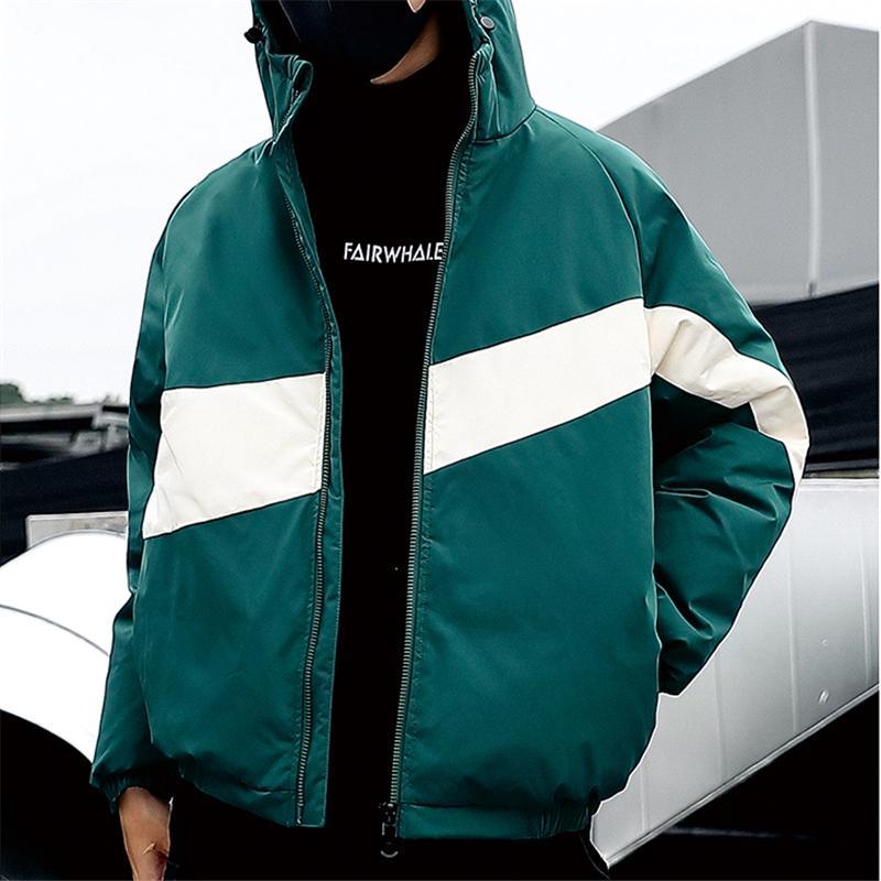 Новый Fahsion женщины людей куртка зима теплой Сохраняя пальто для мужчин Женщина Активного Outerwears Лучших качеств Zipper пуховики B104551V