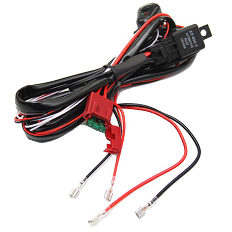 car wiring harness kits 2020 2m auto car cable wiring harness kit with 40a 12v on off  auto car cable wiring harness kit