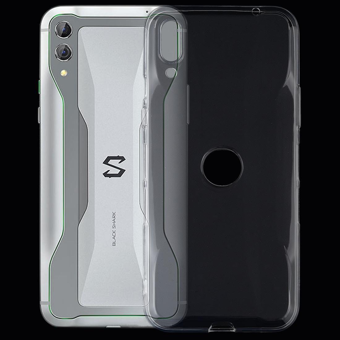 0.75mm Ultrathin Transparent TPU Soft Protective Case for Xiaomi Black Shark 2