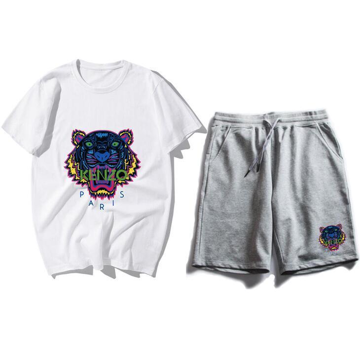 di alta qualità di nuovi uomini e donne di moda T-shirt gli uomini e le donne della camicia casuali di sport bicchierini del vestito coppia Q7 2020 estate SS