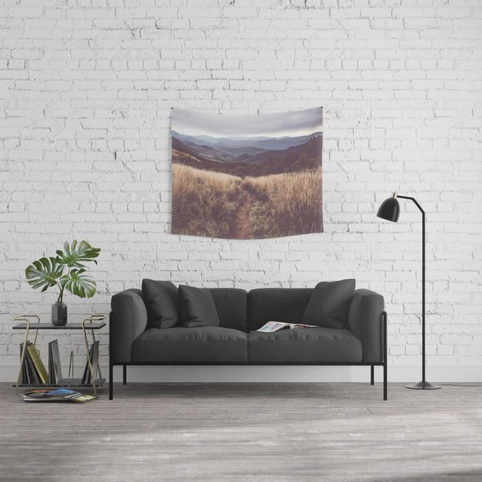 Bieszczady Compass Arazzo Background Yoga Pagina panno Telo decorazione Living Room decorazione della parete di ECO-friendly