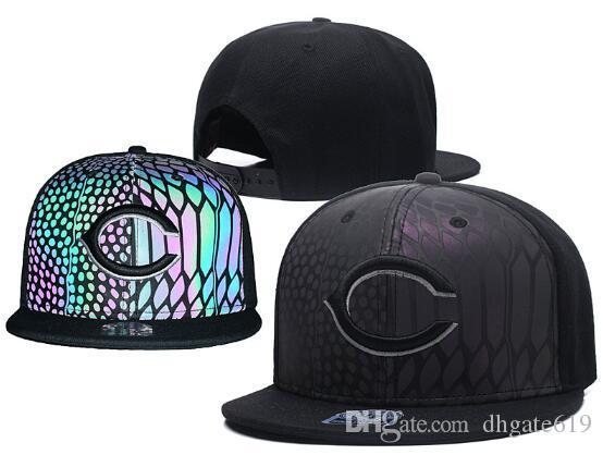 Reds Snapback Hats Embroidered Letter Team C Logo Brand Hip Hop Sports Baseball Adjustable Caps designer bone gorra casquette hat 01