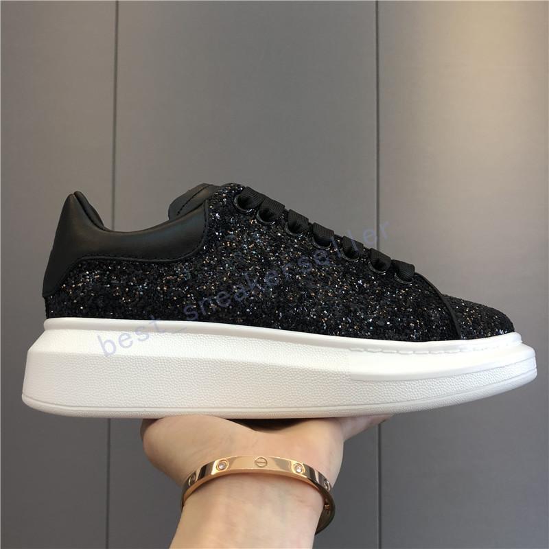 Neuer Ankunfts-beiläufige Schuh-Damen Herren Trainer Maxi-Espadrilles-Plattform-Schuhe Stilvolle Schuhe Turnschuhe aus Leder