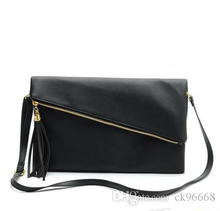 بو حقيبة يد G نمط شرابة حقيبة الكتف حقيبة ماكياج 2 خيار اللون