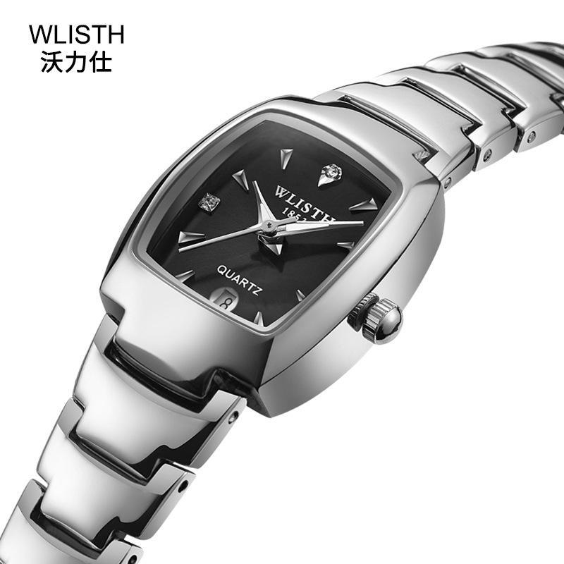 2020 nuevas parejas reloj calendario único hombre de negocios luminoso impermeable del reloj de manera fresco del reloj para mujer