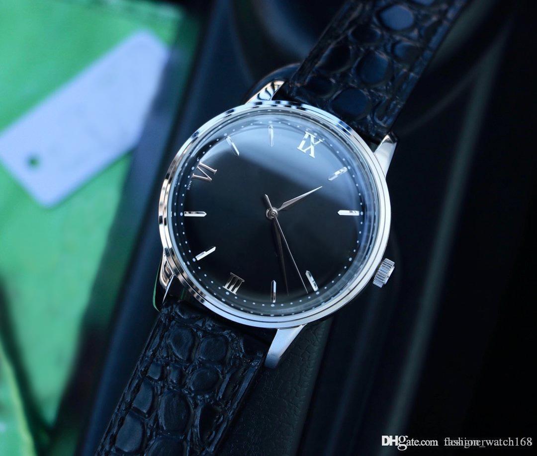 Deluxe Orologio Di lusso movimento di lusso macchine automatiche mens Mens di marca Macchine Automatiche movimento dell'orologio Orologi da polso Designer