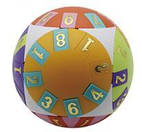 Sliding Intelligenz Magic Ball IQ Würfel Logical Wisdom Ball-Logic Puzzle Cubo magico Stickerless Drop Shipping