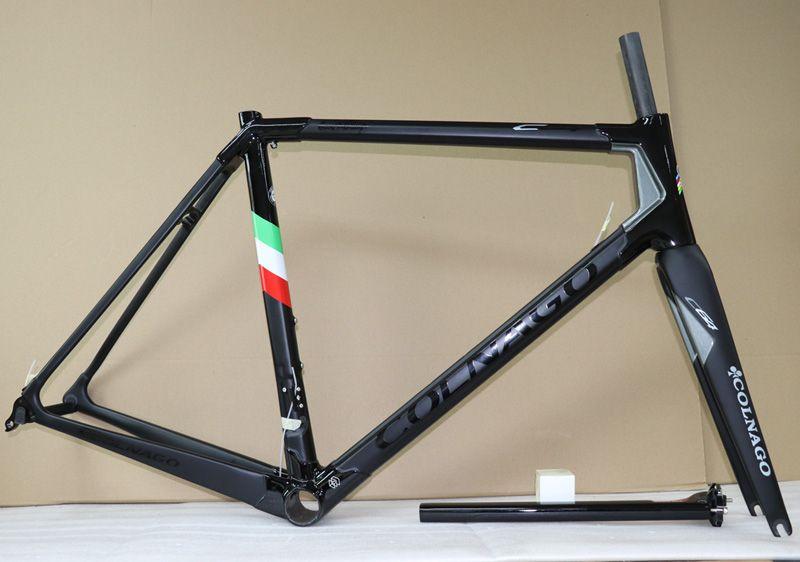 Colnago C64 Road Bike Carbon Frame UD 22 colors Racing Bicycle Frames T1100 Carbon Road Frame Fork+Fork+Seatpost+Headset