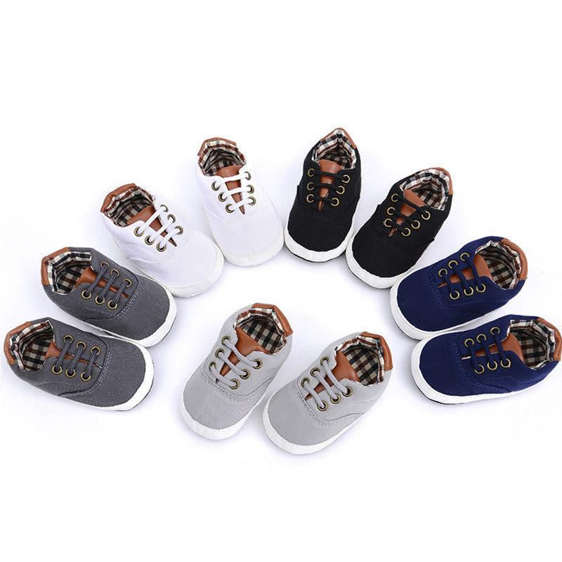 IMCUTE Newborn Moccasin Sport Shoes Girl Baby Soft Sole Toddle Anti-slip