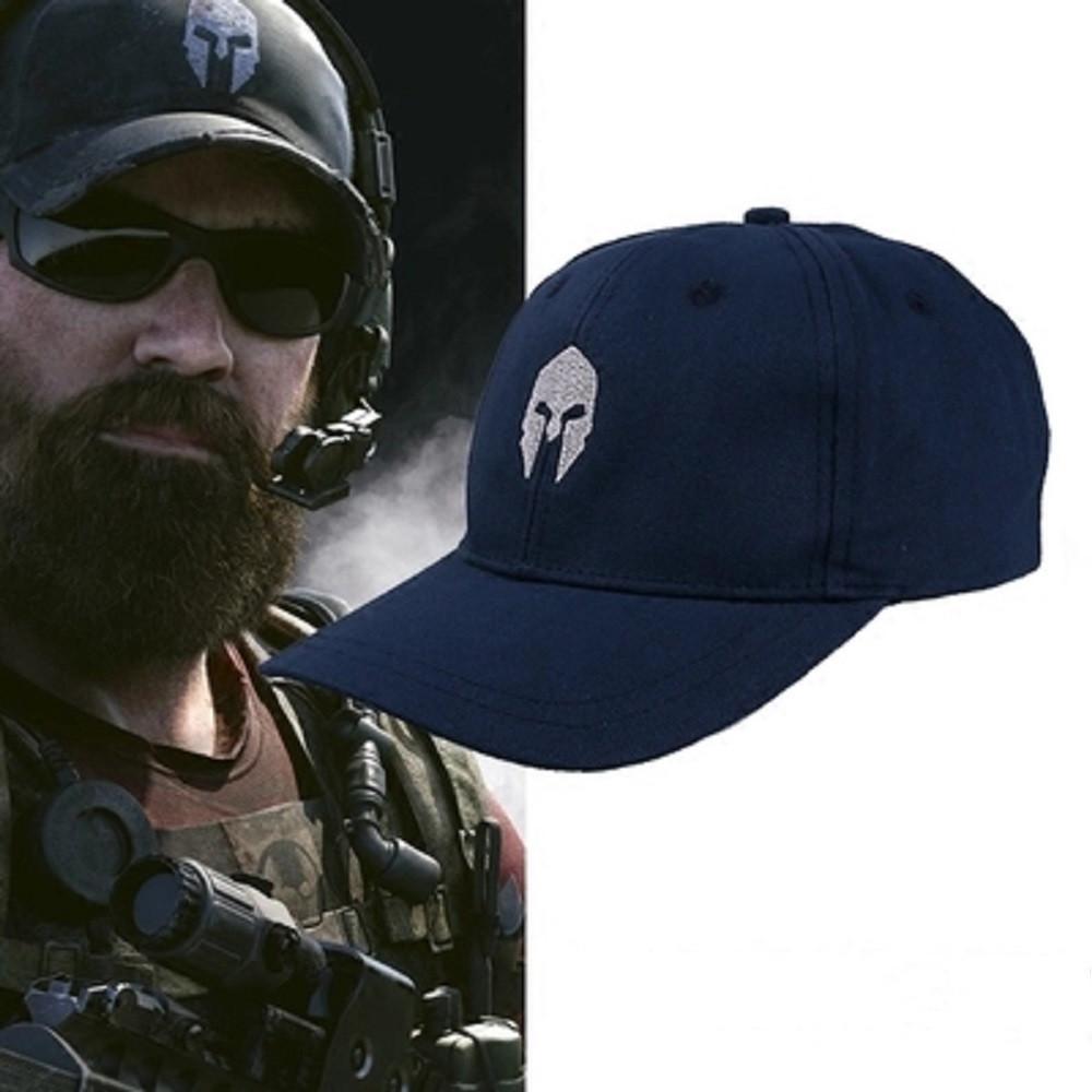 TUNICA 2019 New Guerreiro capacete bordado Boné de beisebol Mulheres Snapback Hat Boné ajustável Homens Moda Dad Chapéus Atacado