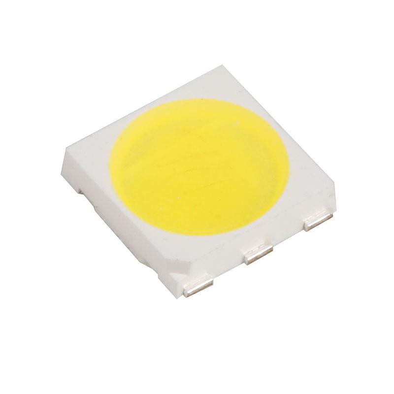 8-رقائق برايت ألترا 2000PCS EMC 5050 1W SMD LED رقاقة مصباح الخرز أضواء LED قطاع الشريط